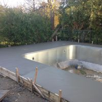 pool cementing