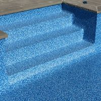 pool stairs